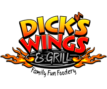 Dicks Wings Logo
